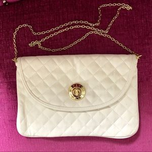 Steve Madden quilted crossbody bag / clutch